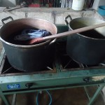 part 3 process of dyeing vats