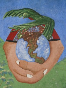 11_quetzal with earth 2015