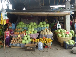 4 june 2015 fruit stand at mercado