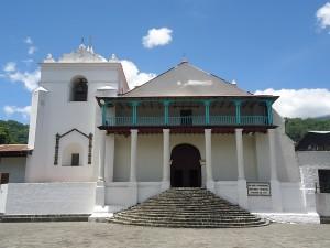 santiago 2015 exterior of church