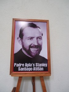 santiago 2015 father stan rother