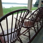 porch at mt. vernon