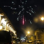 fireworks on the calle_july 2017