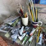 oscar peren's paints